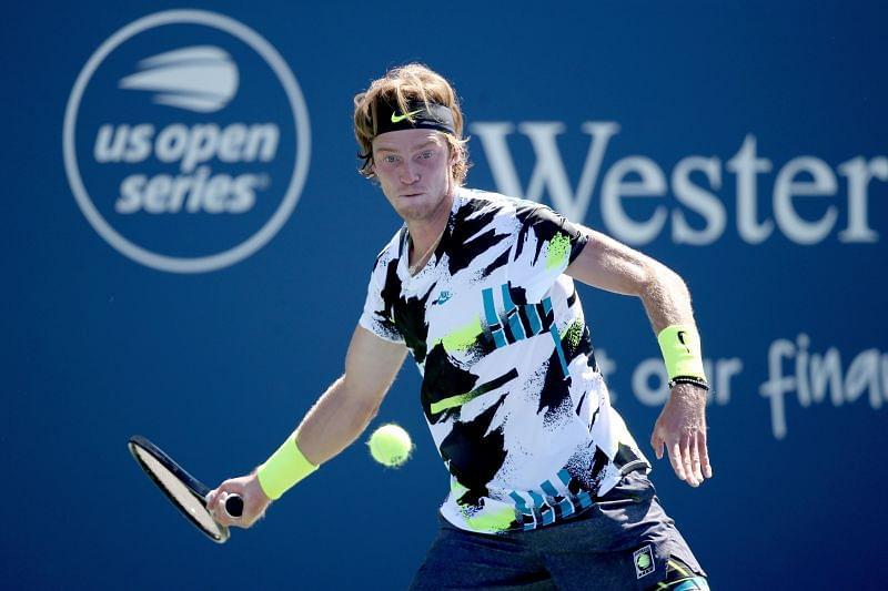 Rublev Barrere US Open