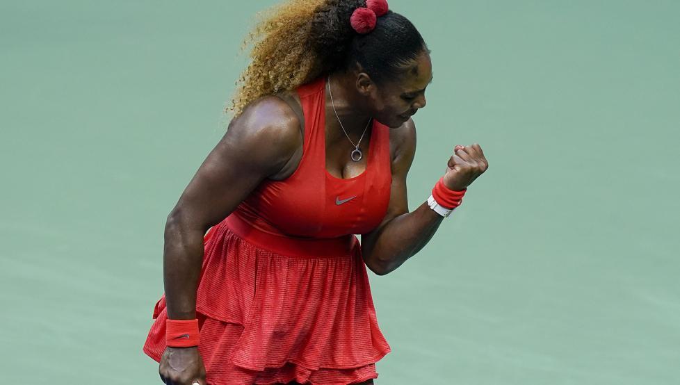 Serena Gasparyan US Open