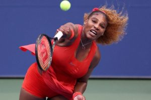 Serena Ahn US Open