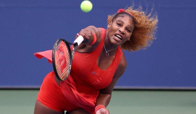 Serena Ahn US Open