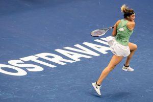 Sabalenka Gauff WTA Ostrava