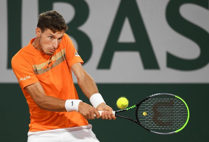 Carreño Altmaier Roland Garros