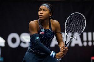 Gauff Siniakova WTA Ostrava