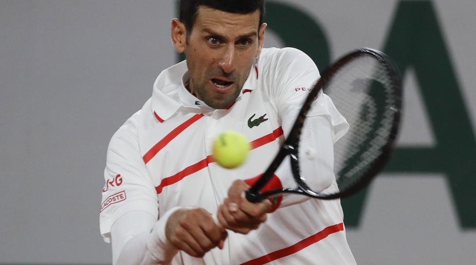 Djokovic declaraciones tecnología