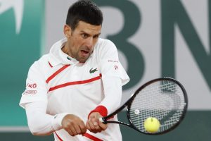 Djokovic Carreño Roland Garros