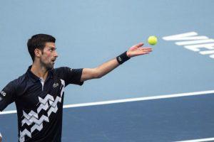 Djokovic declaraciones Viena