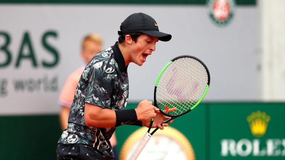 Partidos Roland Garros Junior 2020