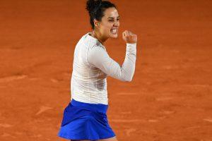 Bertens Trevisan Roland Garros 2020