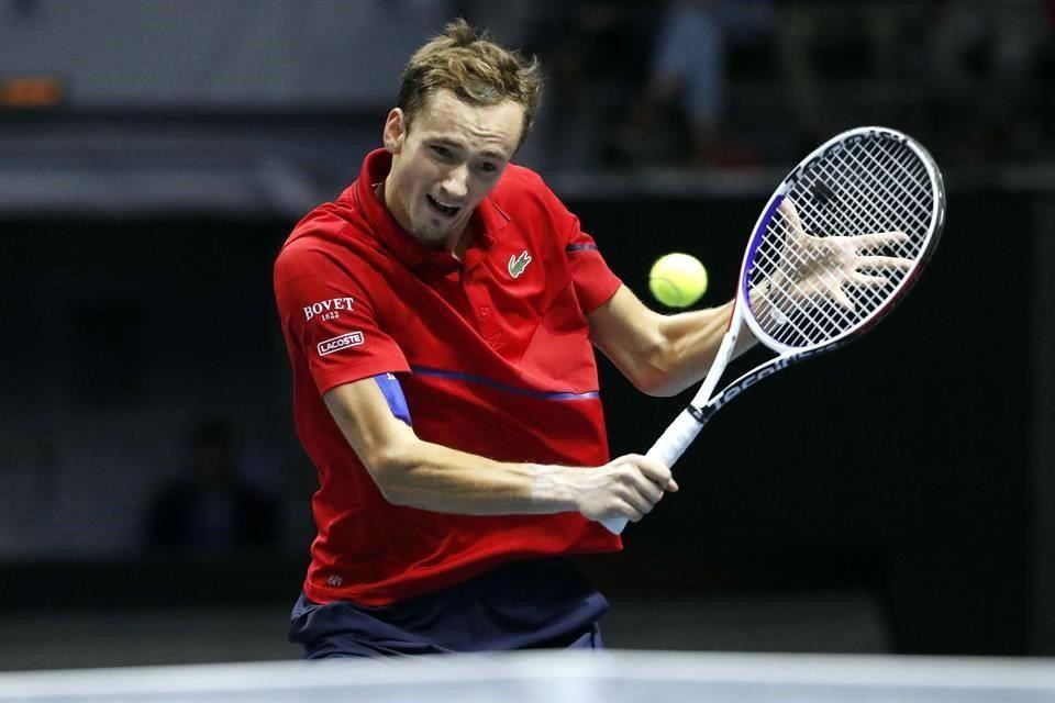 Resultados ATP San Petersburgo 2020
