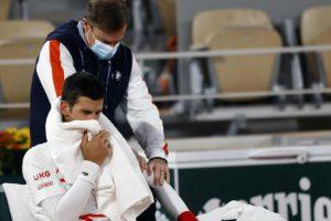 Carreño declaraciones Djokovic RG