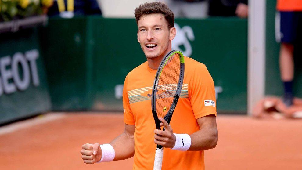Carreño Altamier declaraciones Roland Garros