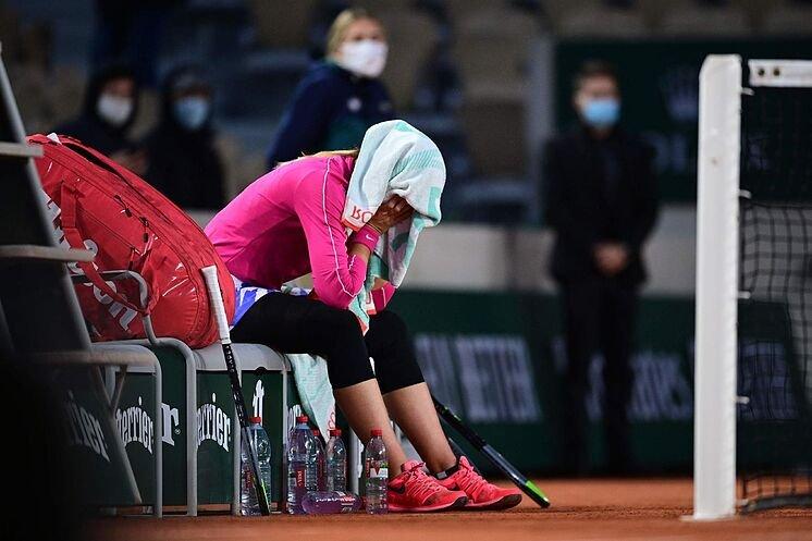 Badosa declaraciones Roland Garros 2020