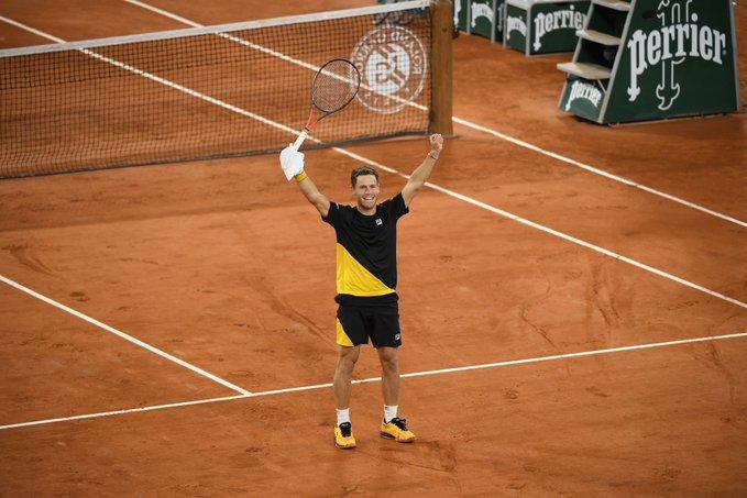 Schwartzman Thiem declaraciones Roland Garros