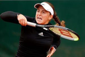 Ostapenko Pliskova Roland Garros