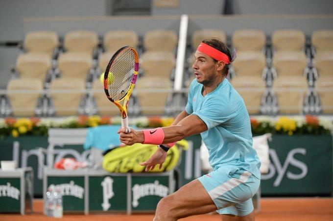 Nadal Korda Roland Garros