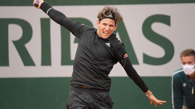 Thiem Gaston Roland Garros