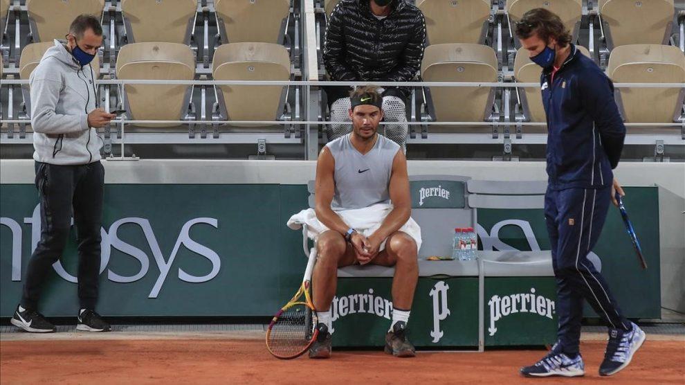 Moyá declaraciones Nadal Roland Garros 2020