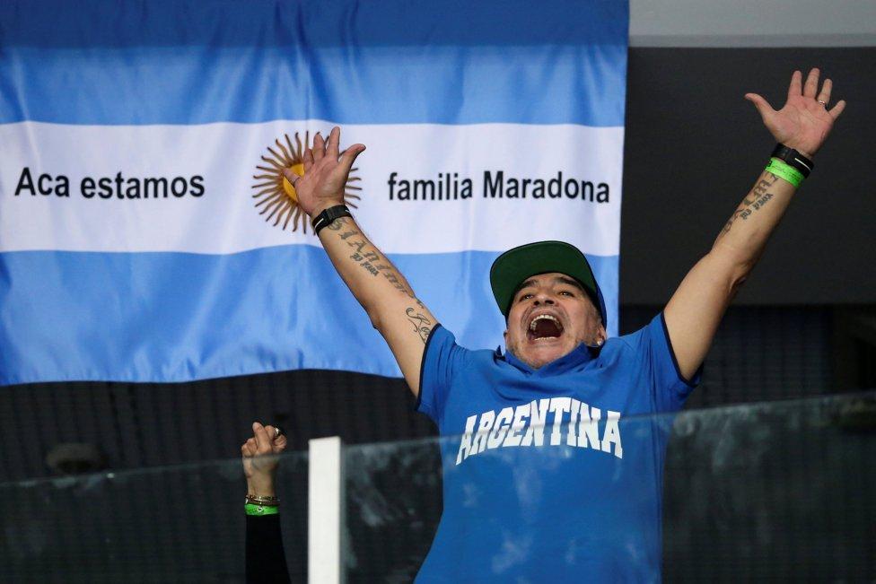 Diego Maradona reacciones muerte