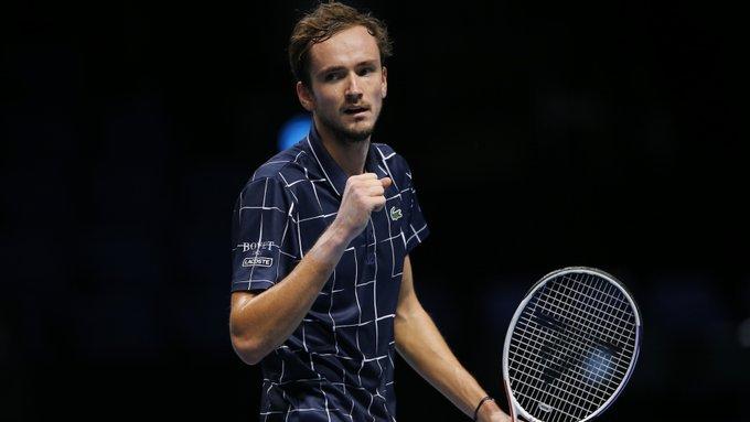 Medvedev Zverev Nitto ATP Finals