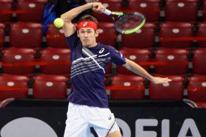 De Miñaur Karatsev ATP Sofia