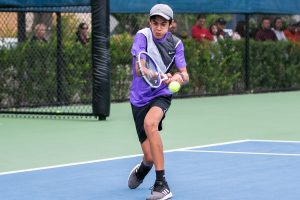 Rodrigo Pacheco Méndez tenis