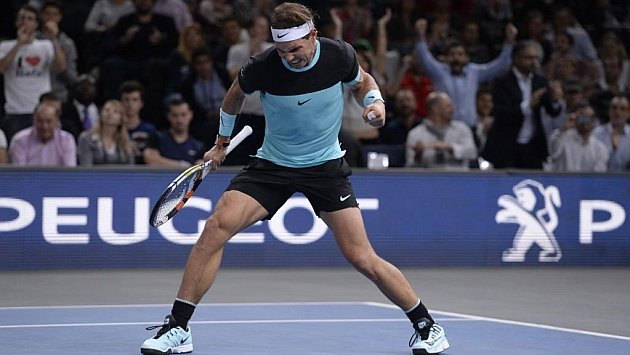 Nadal Anderson Paric Bercy 2015