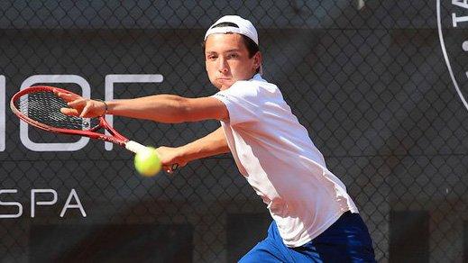 Max Rehberg tenista aleman
