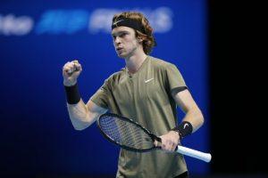 Rublev Thiem Nitto ATP Finals 2020