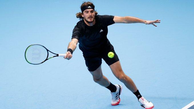 Rublev Tsitisipas Nitto ATP Finals 2020