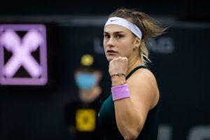 Sabalenka Mertens WTA Linz