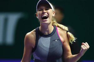 Wozniacki declaraciones vuelta tenis