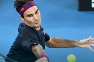 Craig Tiley Federer Open Australia