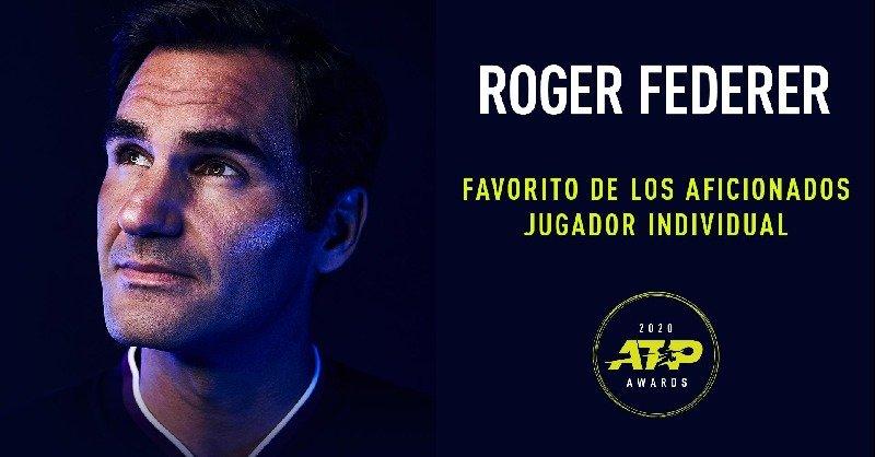 Federer premio fans 2021