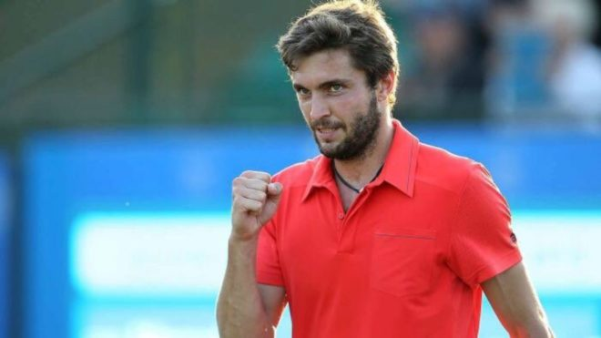 Gilles Simon palmarés tenis