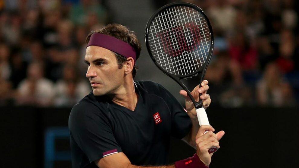 Federer baja Open Australia 2021
