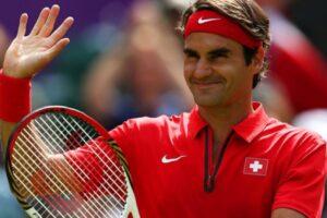 Federer Wilander Juegos Olímpicos