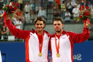 Tenistas con más apariciones en los Juegos Olímpicos