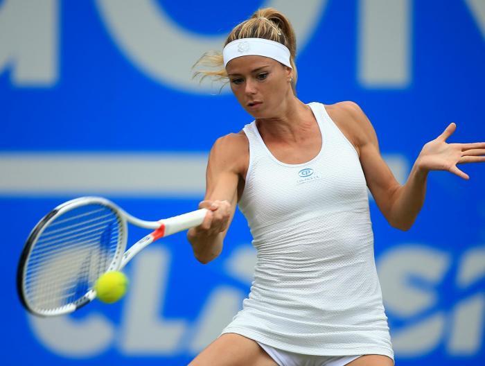 Camila Giorgi carrera tenis
