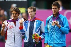 Tenistas con más semifinales en los Juegos Olímpicos