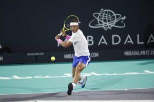 Torneo abu dhai tenis suspendido