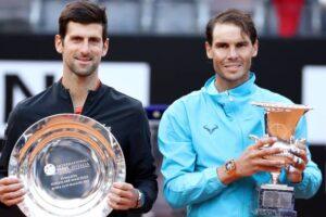 tenistas títulos masters 1000 tierra batida