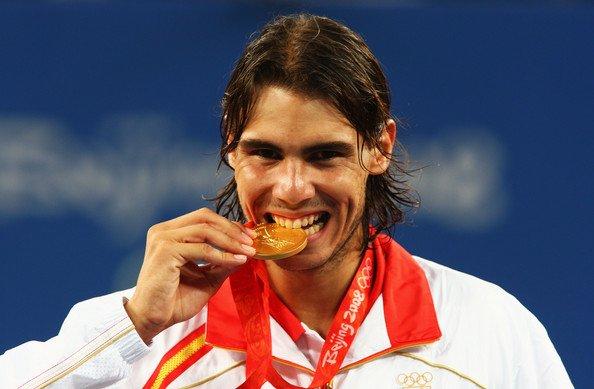 medallero tenis juegos olímpicos