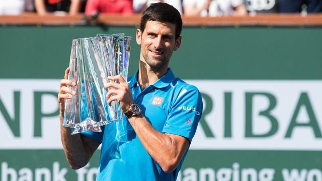tenistas con más títulos Masters 1000 pista dura