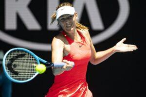 Sharapova declaraciones retirada tenis