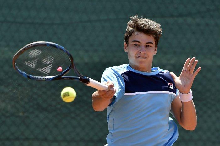 Timofey Skatov resultados tenis