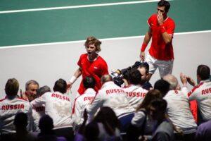 Tenistas rusos Juegos Olímpicos Tokio
