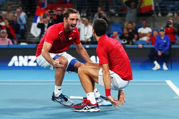 Troicki Serbia Copa Davis