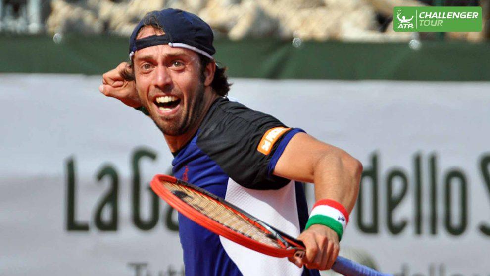 Lorenzi record tenis challenger