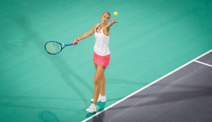 Pliskova Papamichail declaraciones WTA