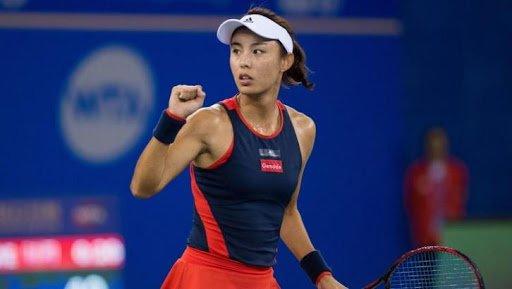 Qiang Wang tenis china